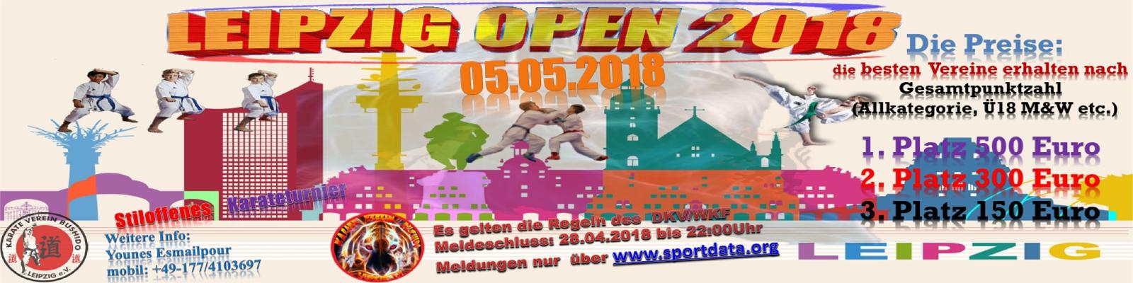 set online dkv  leipzig open 2018