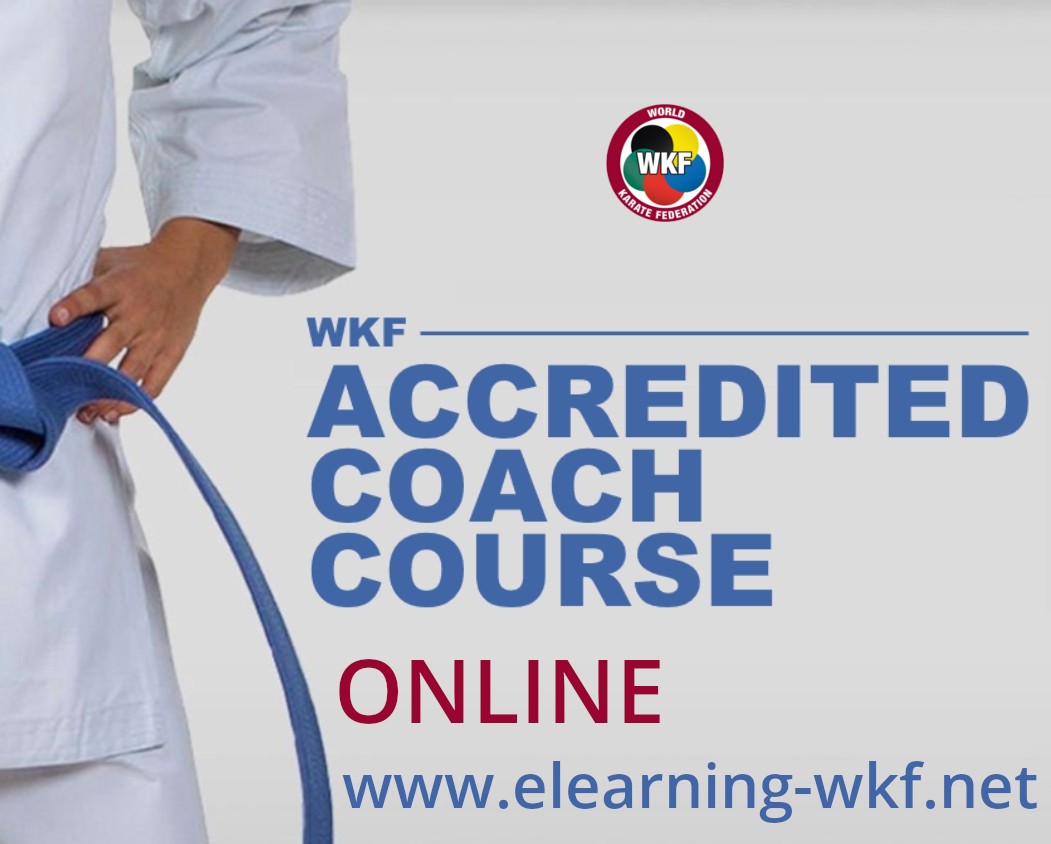 WKF Accredited Coach Course