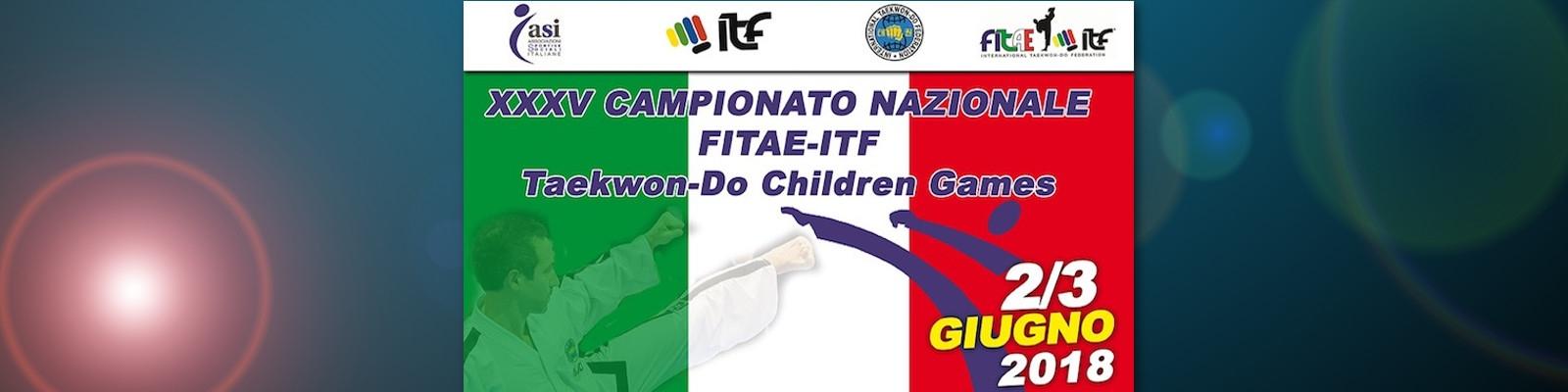 Calendario Itf.Itf Italy Campionato Nazionale Fitae Itf 2018