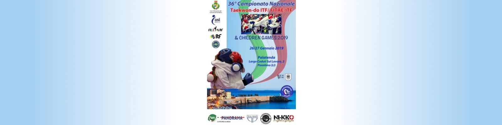 Calendario Itf.Itf Italy Campionato Nazionale Fitae Itf 2019
