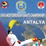 Mediterranean Championships for Cadet & Junior and U21 2019